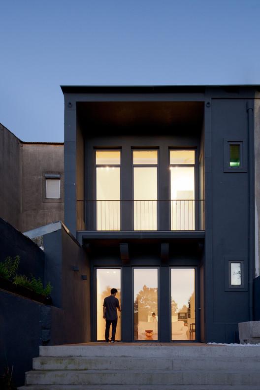 Casa de Maternidad / Pablo Pita Arquitectos . Image © José Campos