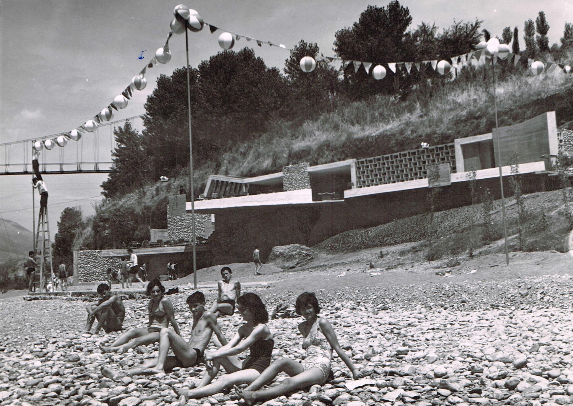Club Kayak Galeb. Imágen cortesía del Archivo Nacional de Montenegro