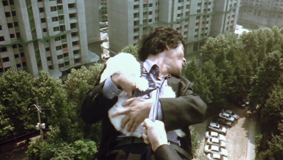 """Cine y Arquitectura: """"Old Boy"""""""