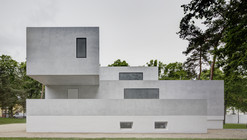 Bauhaus Masters' Houses Restored, Now Open to Public