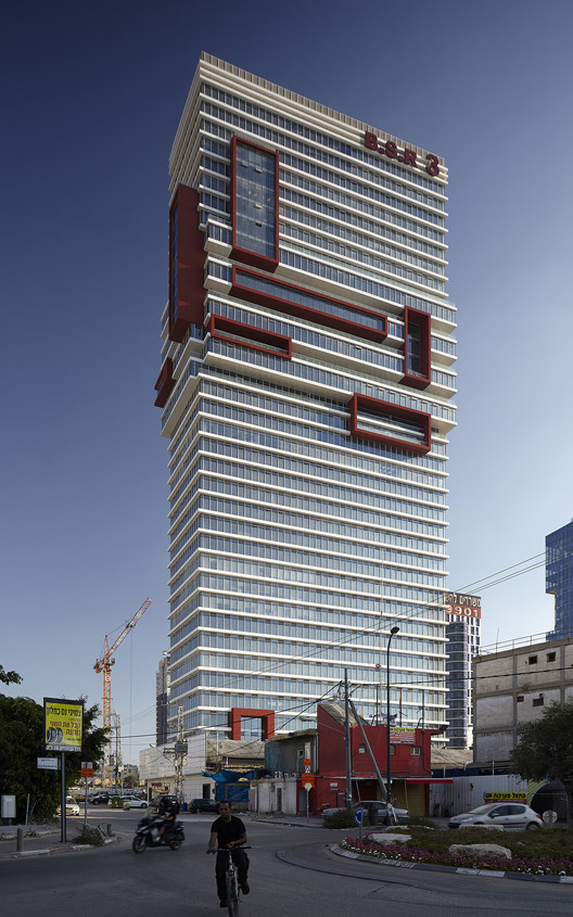 B.S.R 3 / Yashar Architects, © Amit Geron
