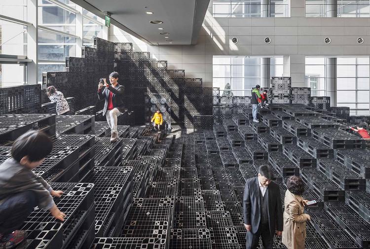 Paisaje Tectónico / HG-A | LIVE COMPONENTS  , © Kyungsub Shin