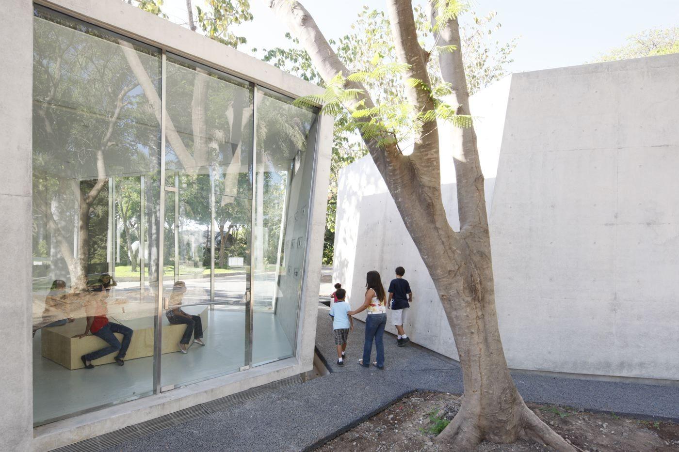 Arquitecta mexicana gana Premio Global de Arquitectura Sostenible, Jardín Botánico, obra de Tatiana Bilbao. Image © Iwan Baan