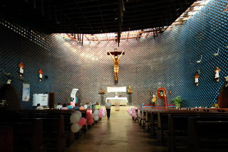 Iglesia Divino Redentor. Image © Fernando Torres Gómez
