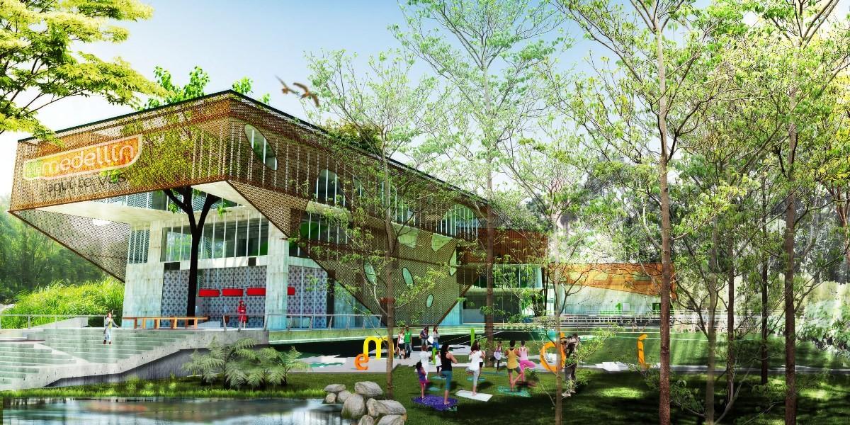 Empresa de Desarrollo Urbano (EDU) diseña nueva sede de Telemedellín en Colombia, © Empresa de Desarrollo Urbano EDU