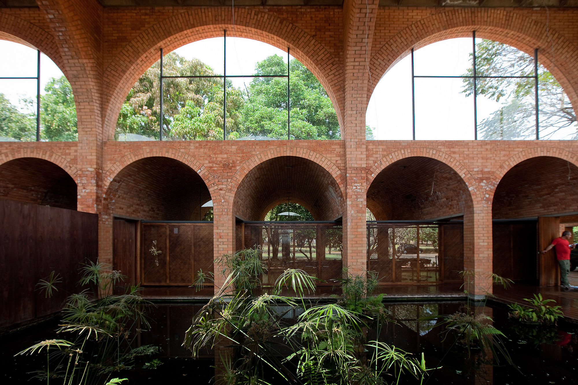Gallery of the works of the late jo o filgueiras lima brazilian icon 15 - Hostel casa dos arcos ...
