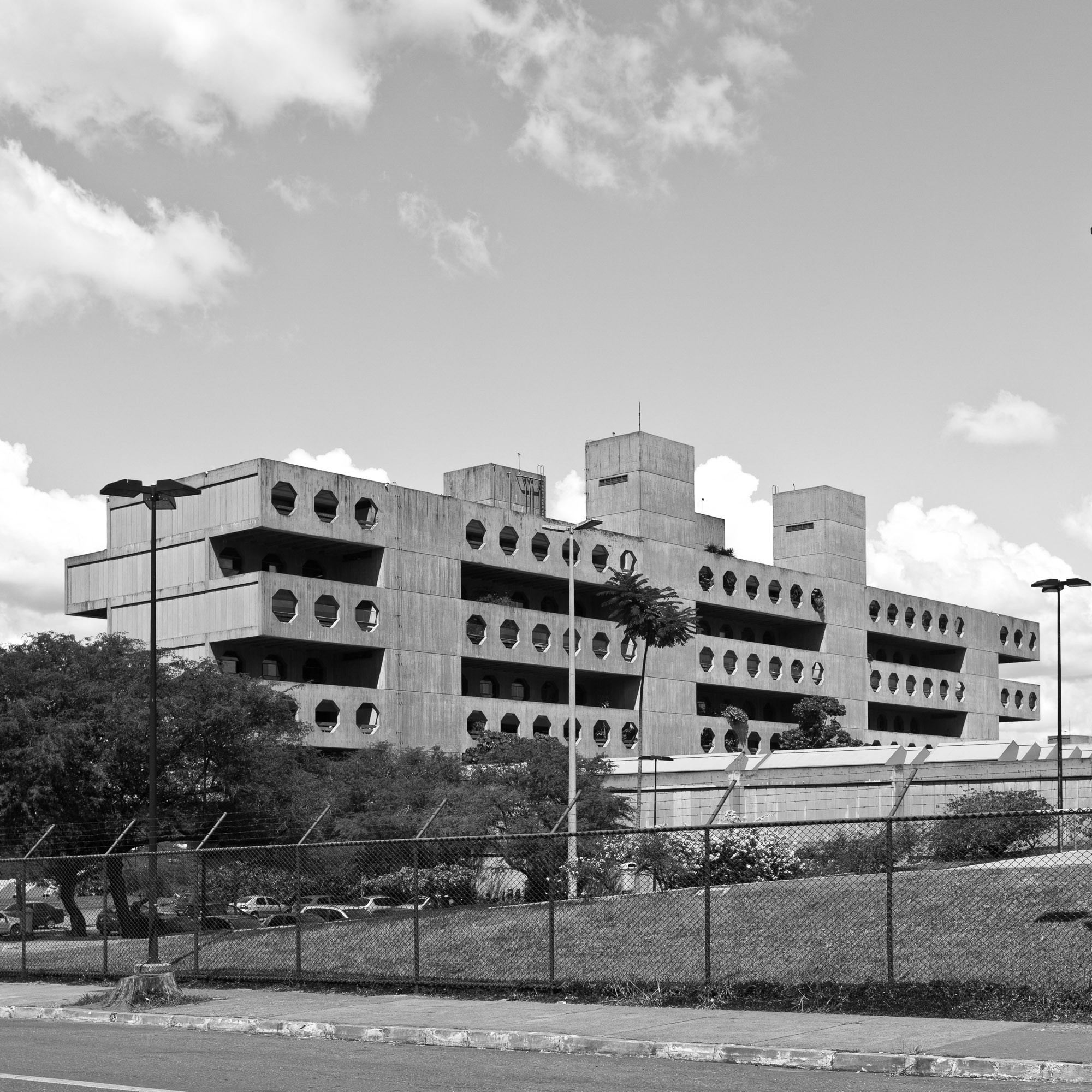 Hospital Sarah © Joana França