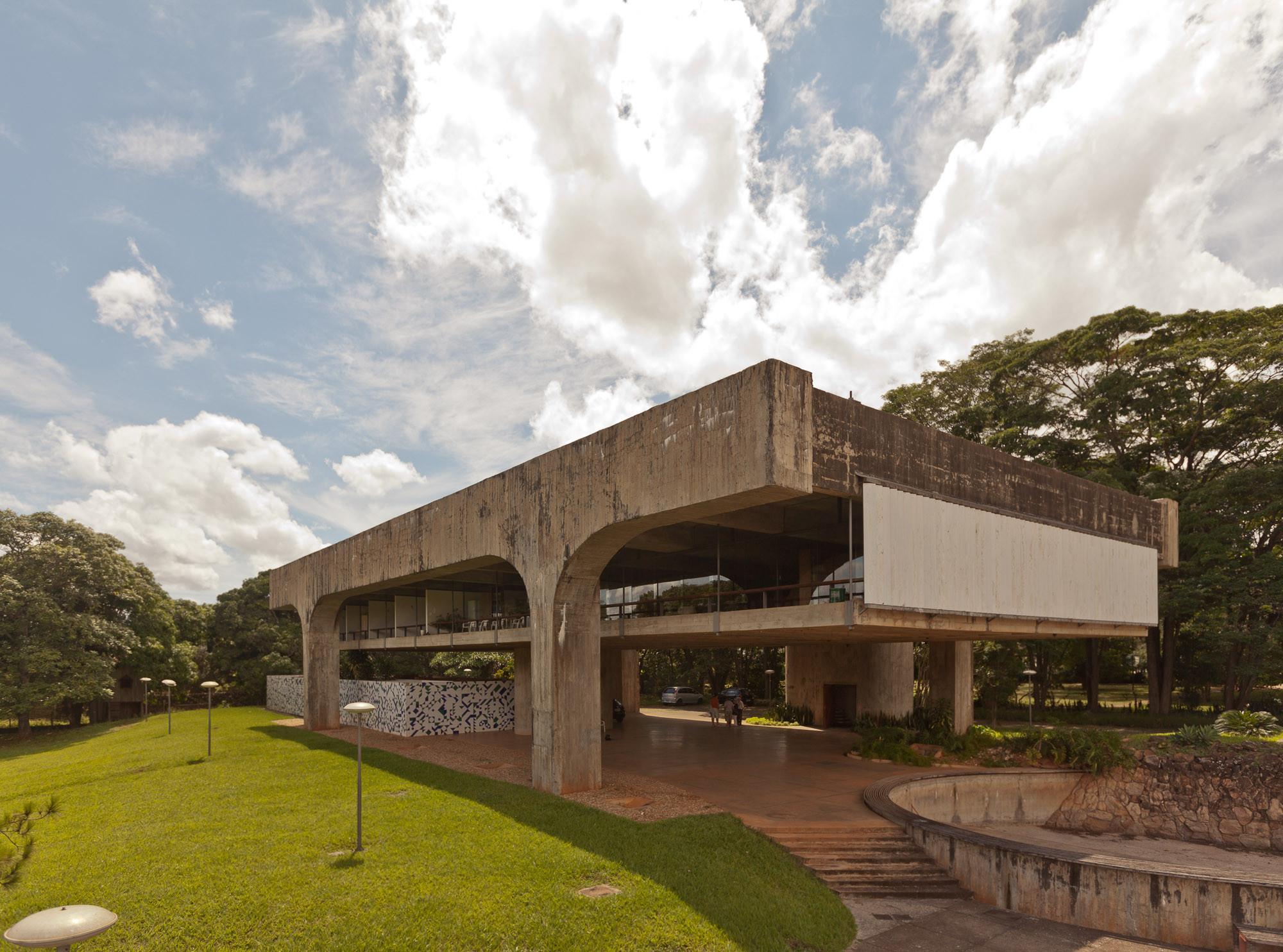 Obras emblemáticas de João Filgueiras Lima, ícono de la Arquitectura Brasilera, Residencia JSN © Joana França