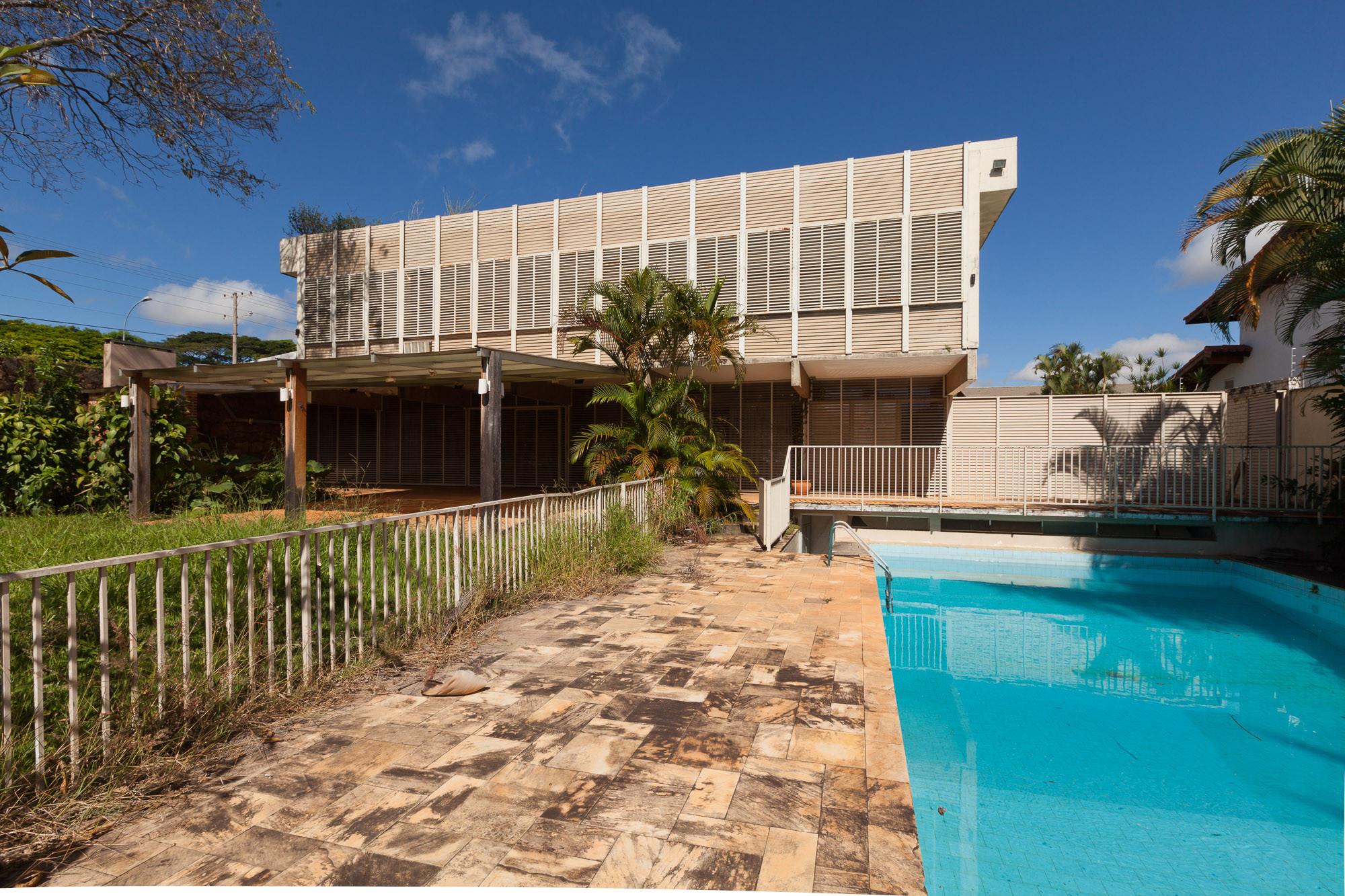 Residencia Atual de la embajada de África del Sur © Joana França