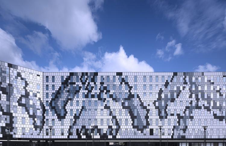 Benois House / Tchoban Voss Architekten, ©  Roland Halbe