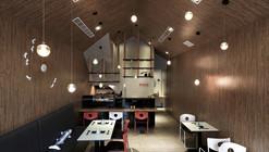 Uhee Sushi / HAO Design