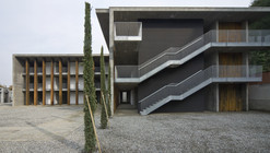 San Mauro Torinese Cemetery Extension / Raimondo Guidacci