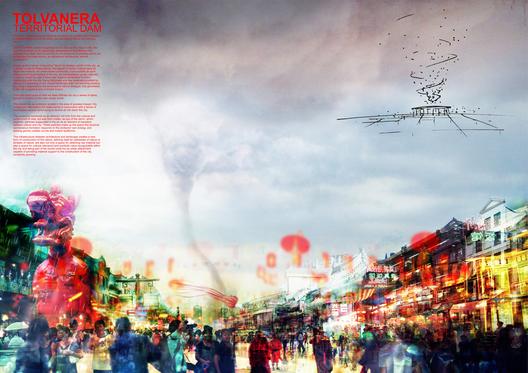 Panel 01. Image Courtesy of Ken Sei Fong y Katia Sei Fong