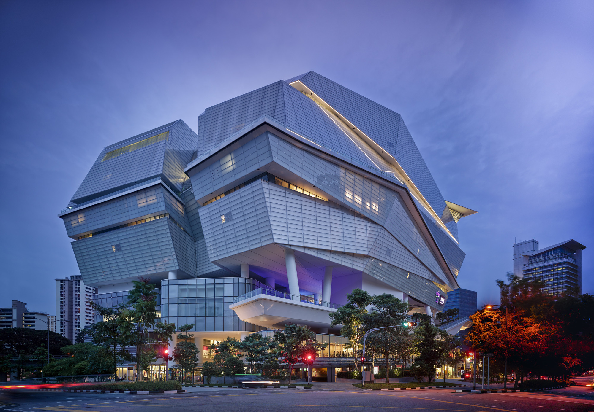 The star andrew bromberg of aedas archdaily for Architecture art