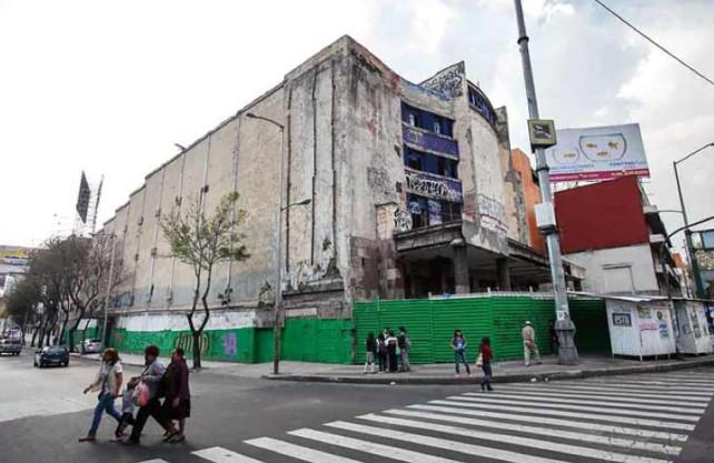 México: Se anuncia proyecto de remodelación para el Cine Cosmos , Imagen vía Tlalpan.info