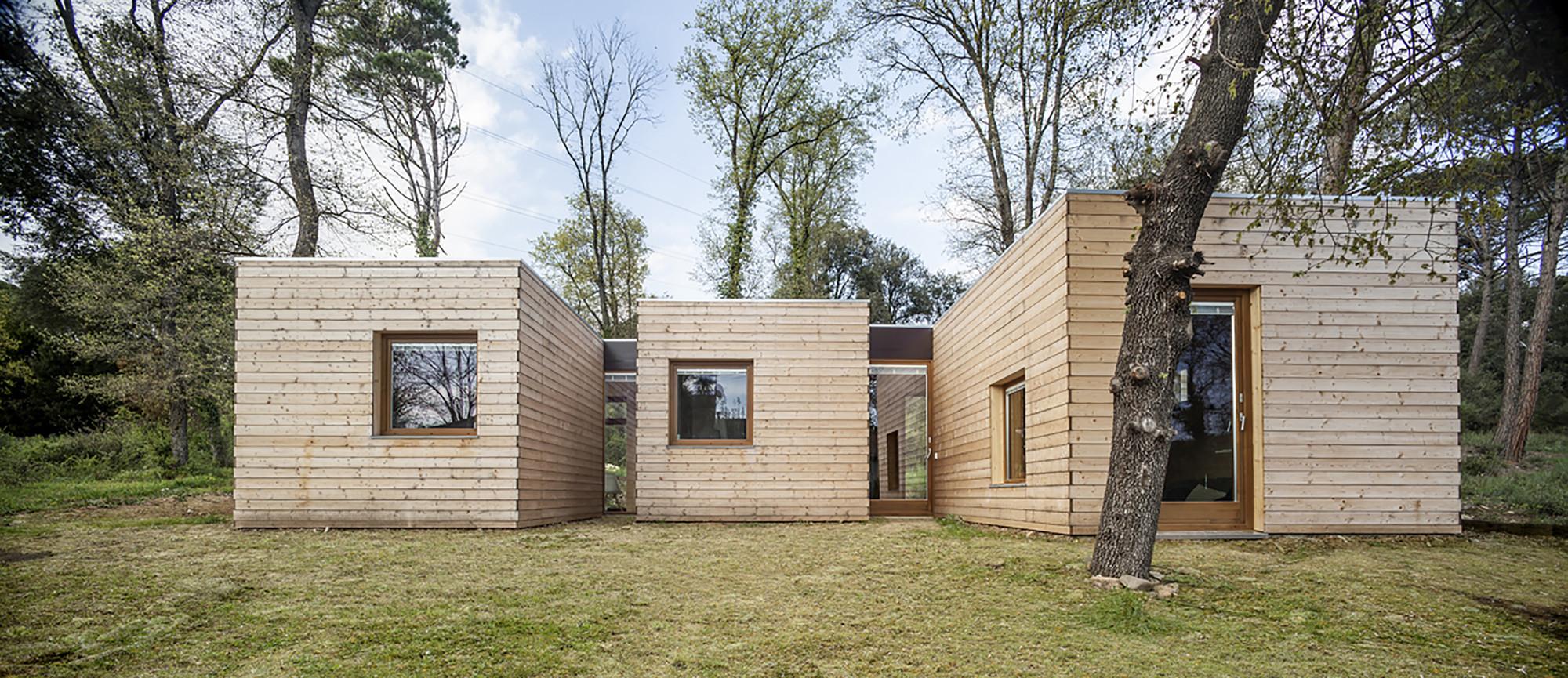 GG Bioclimatic House / Alventosa Morell Arquitectes , © Adrià Goula