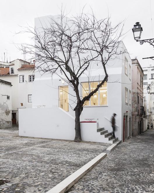 Casa da Severa / José Adrião, © Hugo Santos Silva