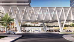 "SOM Reveals Design for ""All Aboard Florida"" Train Station"