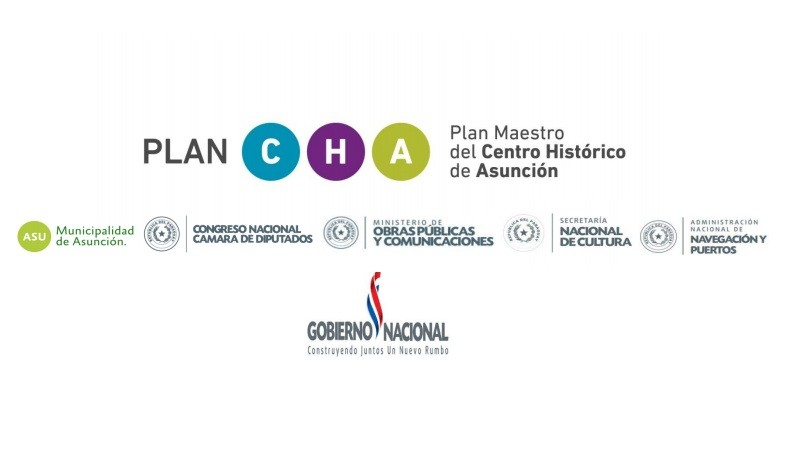 Concurso Internacional de Ideas para el Plan Maestro del CHA / Asunción, Paraguay