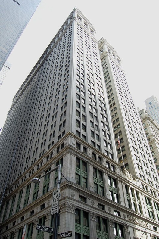 The Equitable Building. Image © Wikimedia CC User Fletcher6