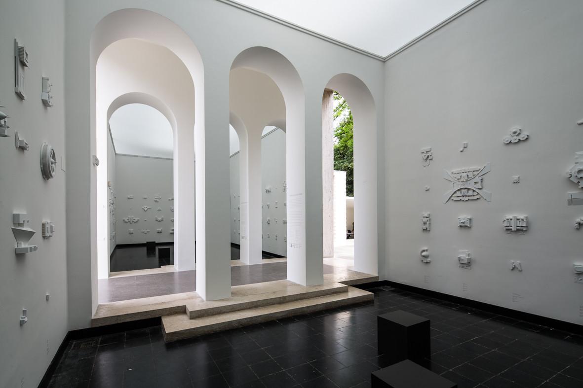 Biennale Architettura Austrian Pavillon. Image © Andreas Balon