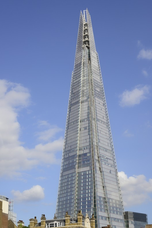 Do New Buildings In London Have Shard Envy?, © Malcolm Chapman