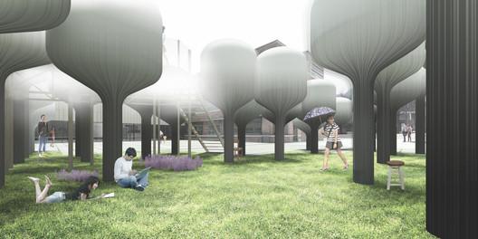 YAP Korea 2014: Shinseon Play / Moon Ji Bang. Image Courtesy of MoMA