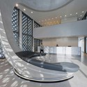 BMCE Headquarters. Image © Nigel Young / Foster + Partners