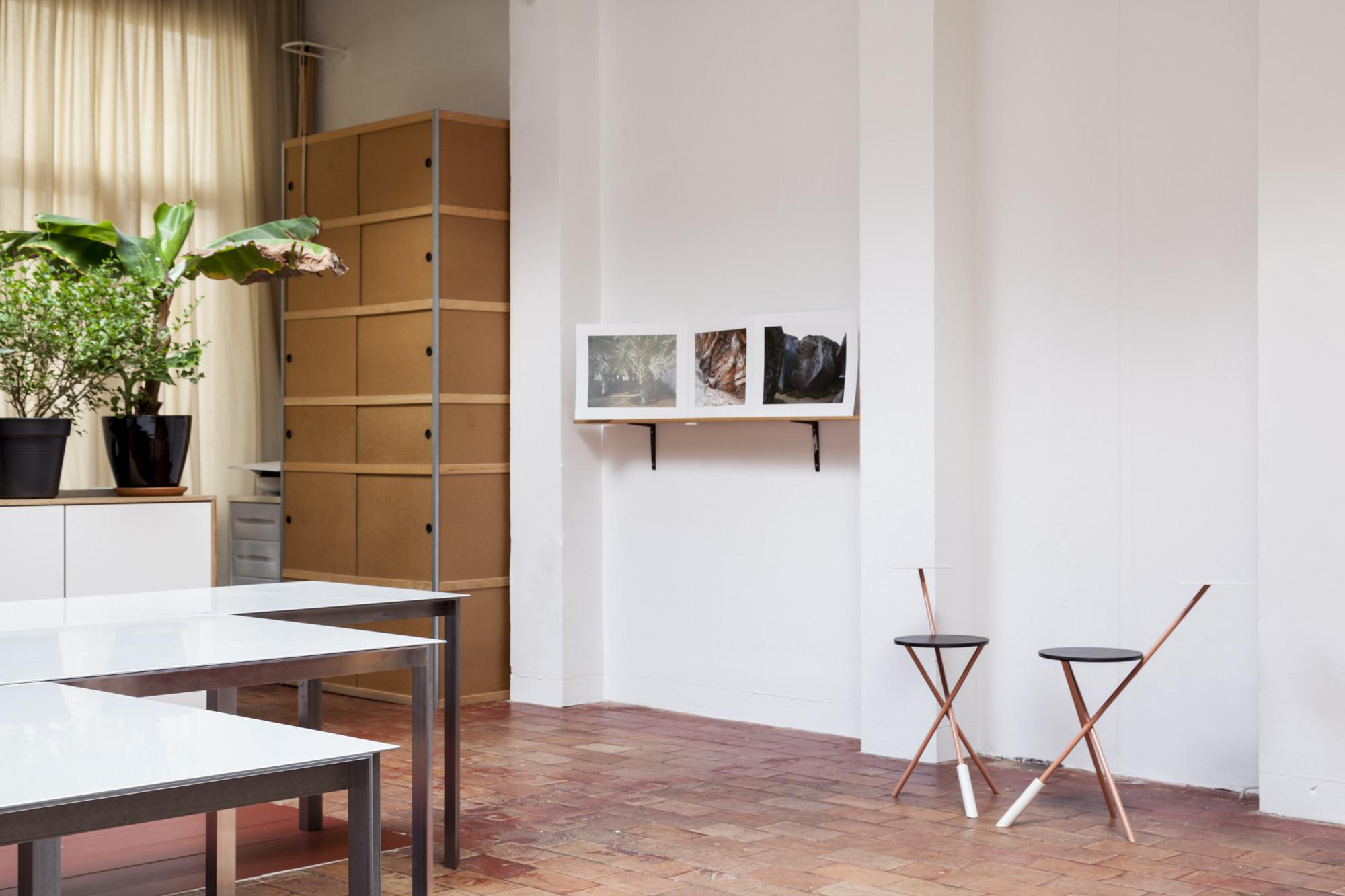 Furniture Design Exhibition gallery of office kersten geers david van severen design limited