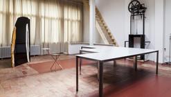 OFFICE Kersten Geers David van Severen Design Limited Furniture Series for MANIERA