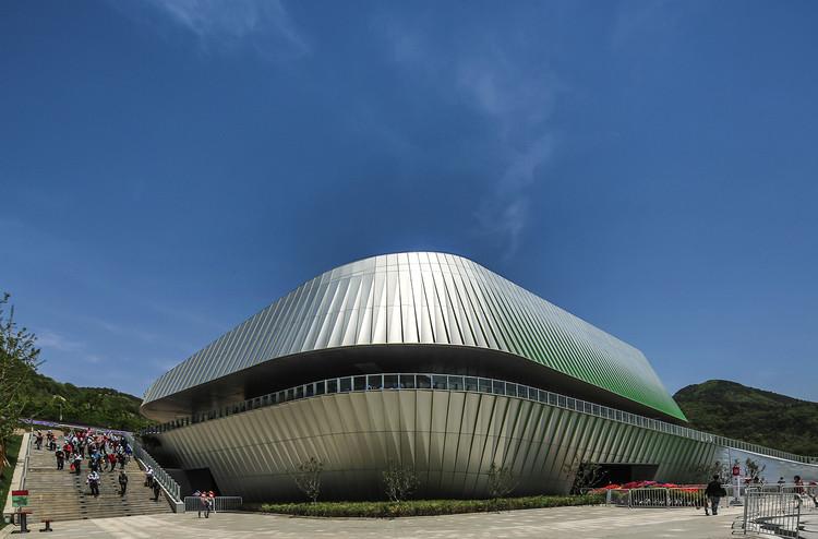 Pabellón Temático Expo Hortícola Qingdao World / UNStudio, © Edmon Leong