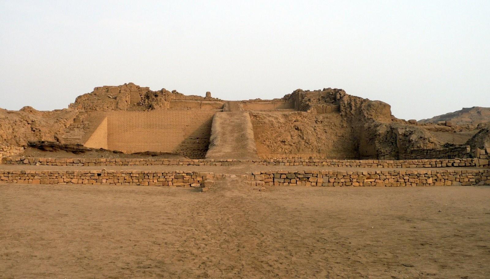 Sitio Arqueológico de Pachacamac, Perú. Image © Image © Flickr: Gustavo Madico