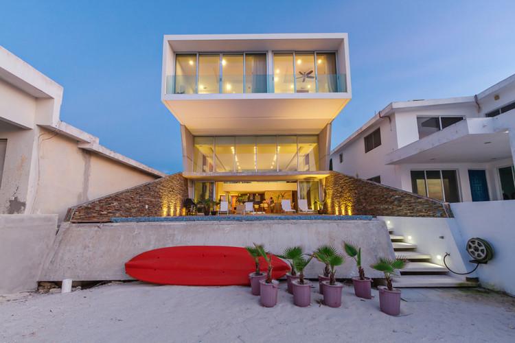 Casa JLM / Enrique Cabrera Peniche, © Tamara Uribe Manzanilla
