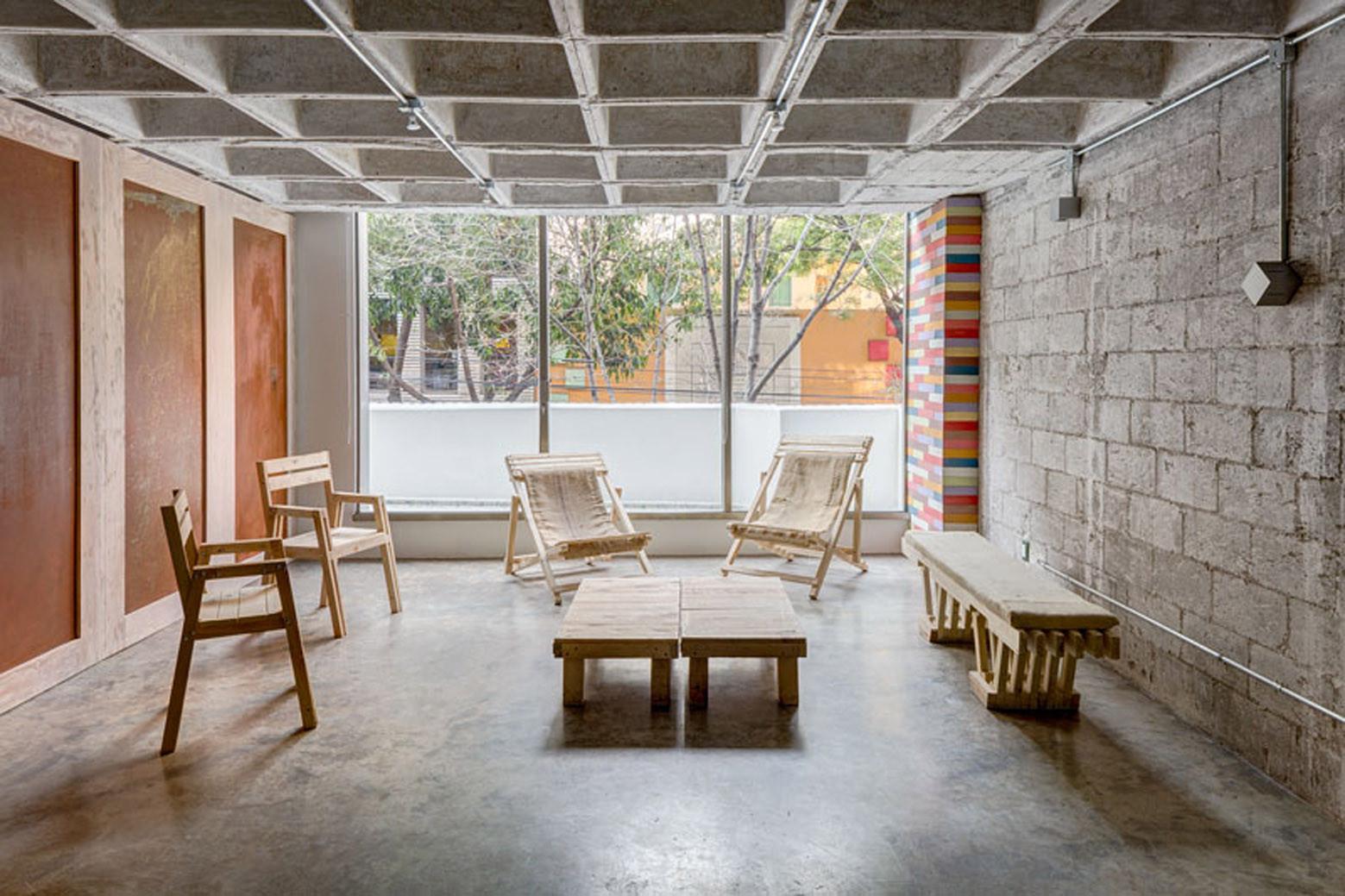 Hegel Apartment Arquitectura En Movimiento Workshop
