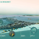 Living, Growing Breakwaters: Staten Island and Raritan Bay, by SCAPE / Landscape Architecture. Image Courtesy of rebuildbydesign.org