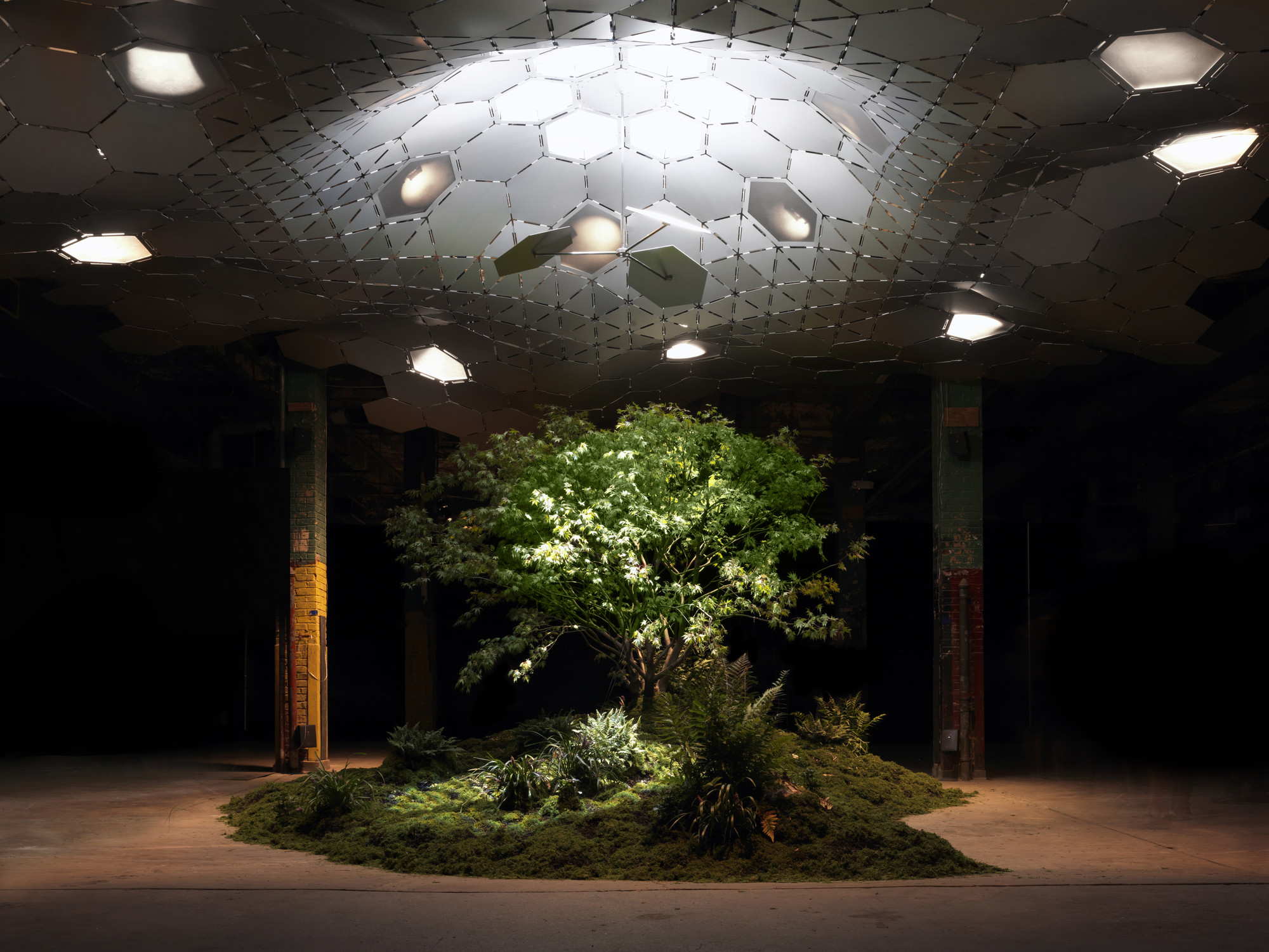 The Lowline: © The Lowline, James Ramsey, New  York, USA