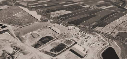PLANTA Aerial View. Image © KAAN Architecten