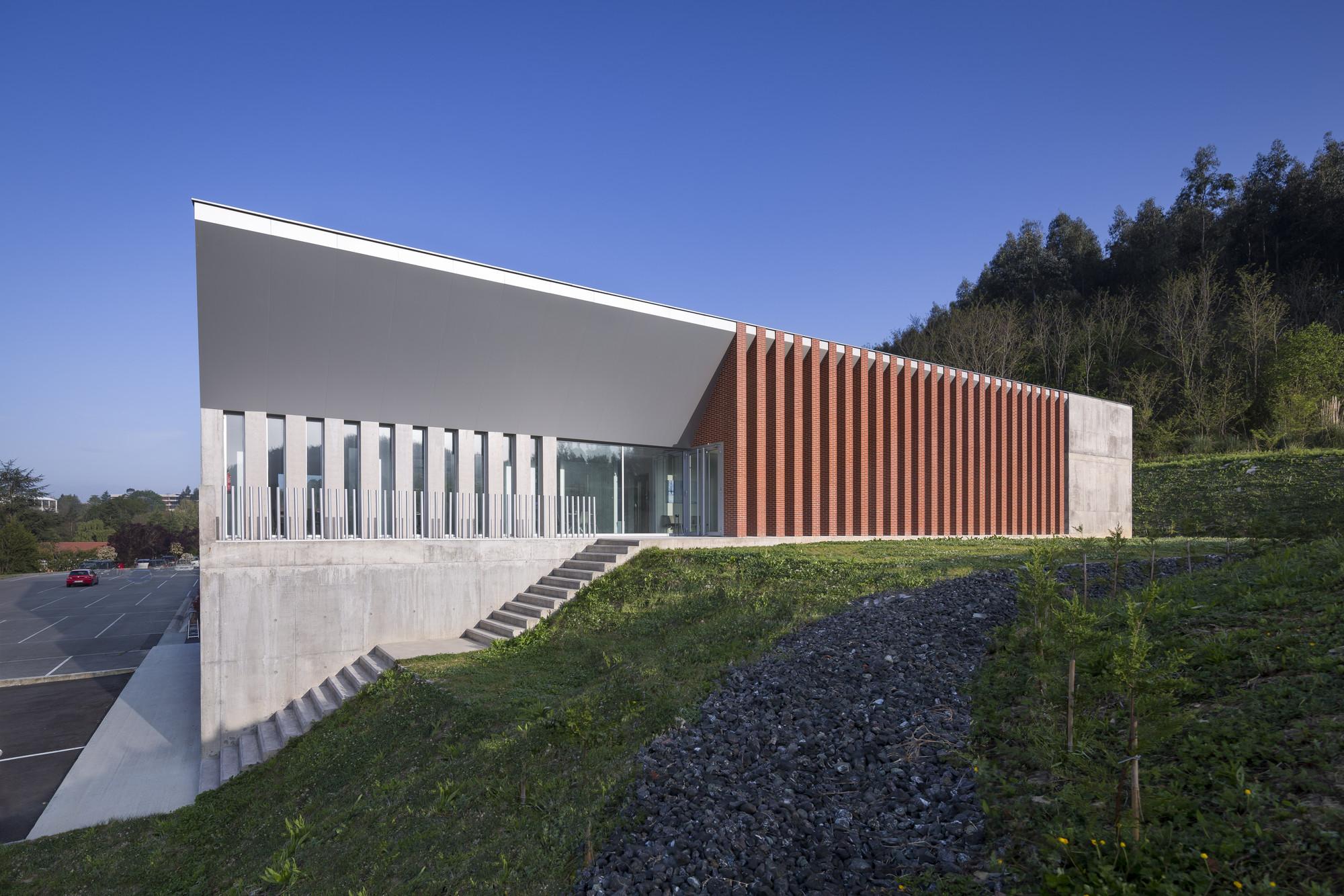 Oficinas y sede social coas otxotorena arquitectos for Oficinas arquitectura