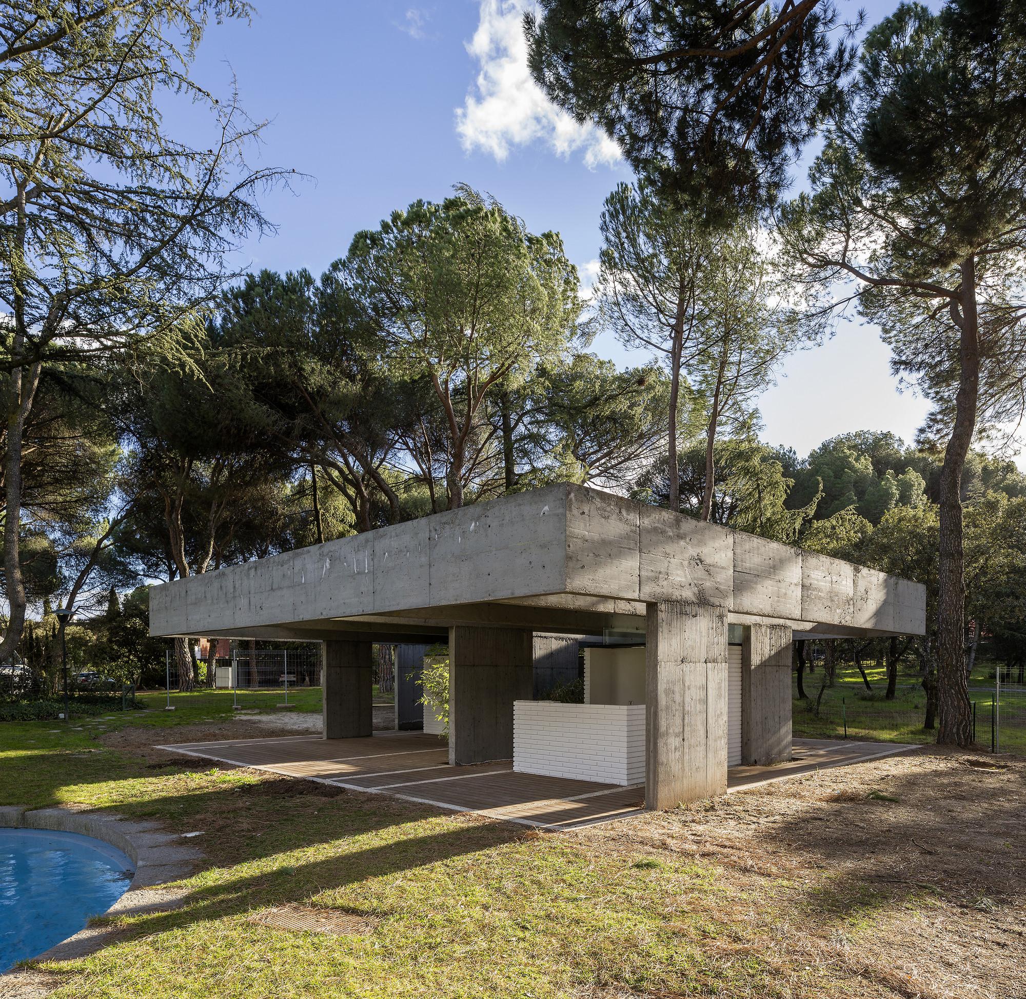 San Lucas Pavilion / FRPO Rodriguez & Oriol ARCHITECTURE LANDSCAPE, © Miguel de Guzmán