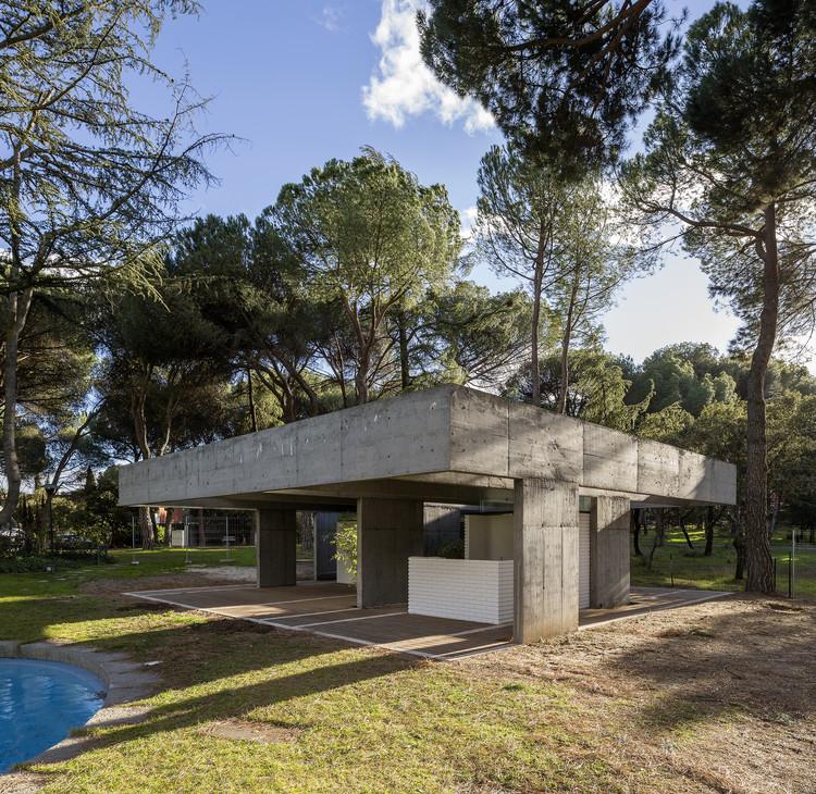 Pabellón San Lucas / FRPO Rodriguez & Oriol ARCHITECTURE LANDSCAPE, © Miguel de Guzmán