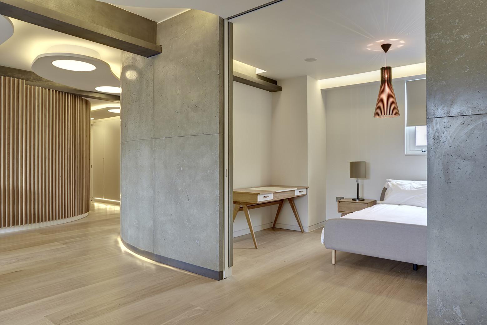 Gallery Of Redchurch Loft Apartment Studio Verve