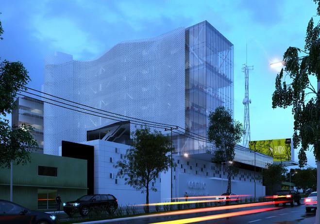 Cortesía CENTRO. ImageNueva sede de la universidad CENTRO