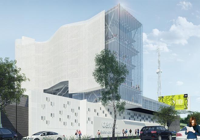 Nuevos proyectos de Enrique Norten en San Miguel de Allende y DF, Cortesía CENTRO. ImageNueva sede de la universidad CENTRO