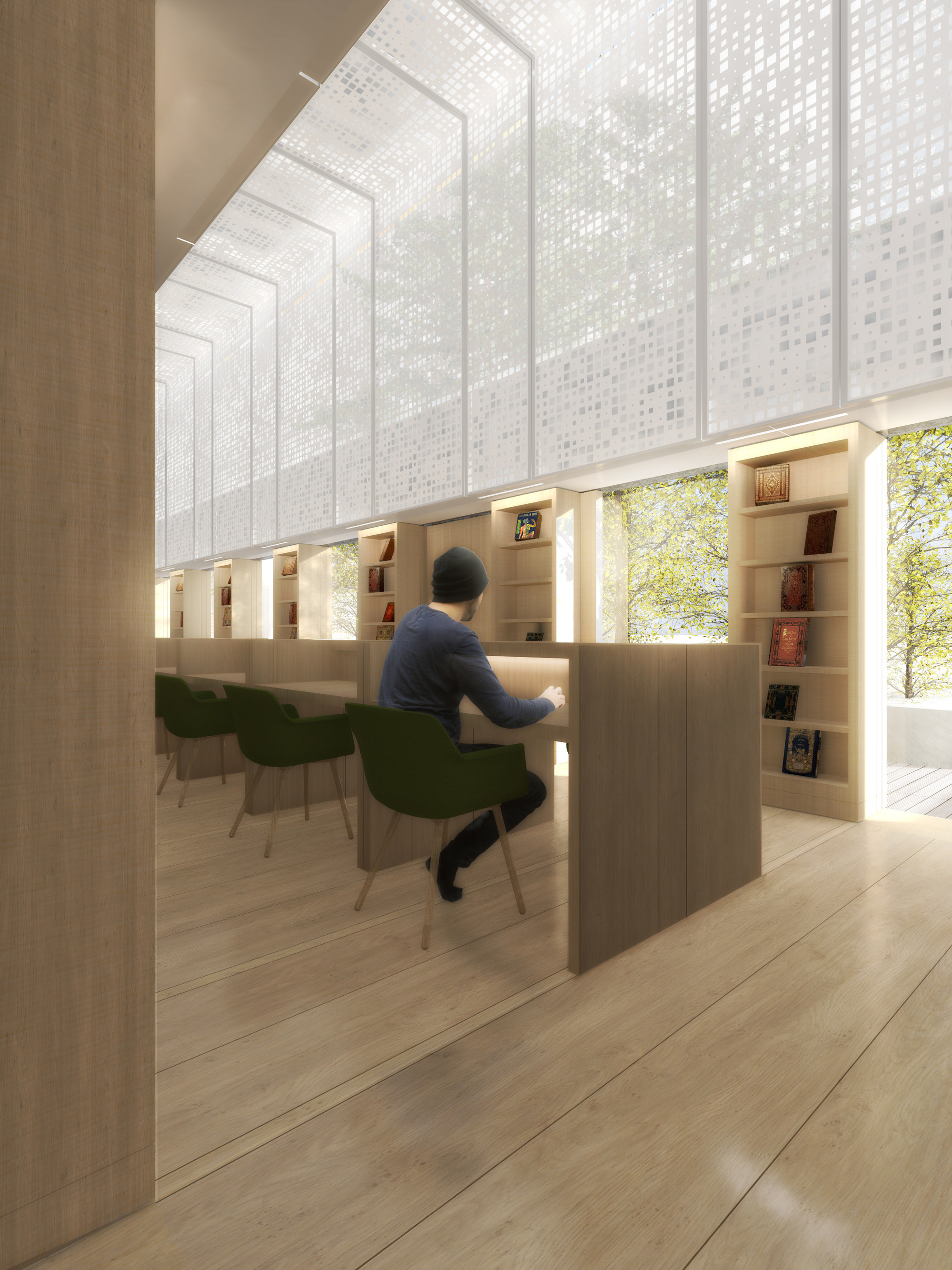 Coffey Architects Design New Research Center for Londons Science