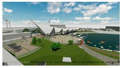 Resultados Concurso Ideas de Arquitectura Puente San Pedro / Osorno, Chile