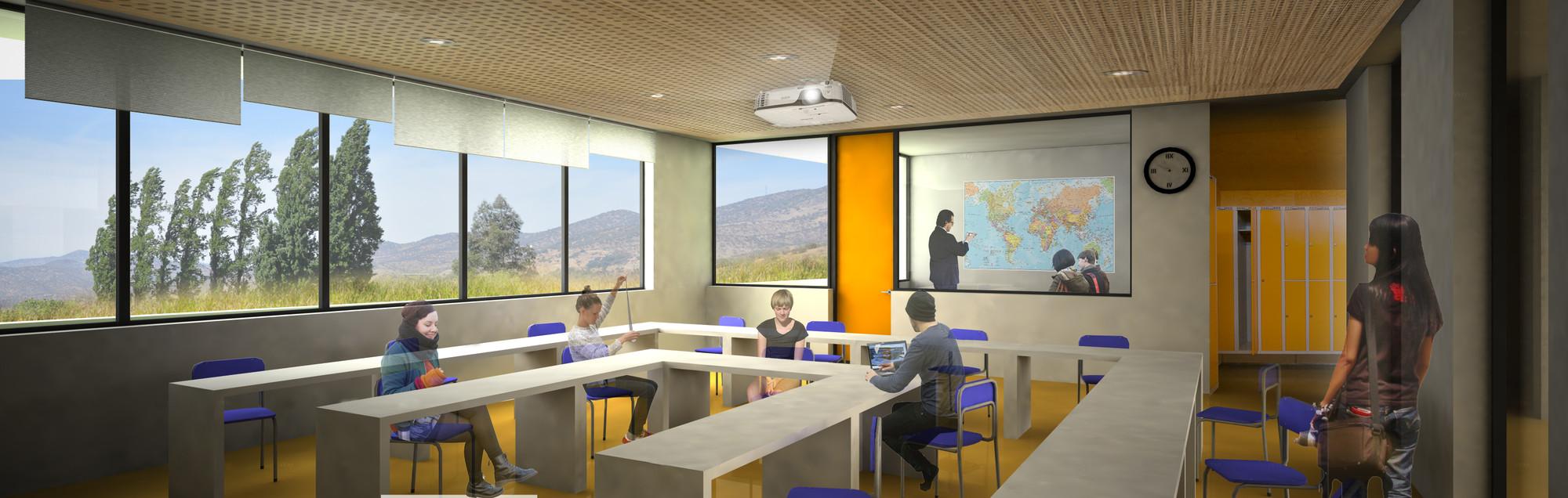 Courtesy of Eliash Arquitectos y Lambiasi + Westenenk Arquitectos