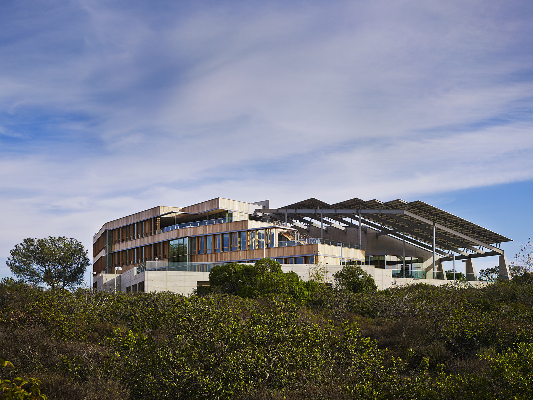 J. Craig Venter Institute © Nick Merrick, Hedrich Blessing