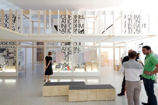 Open: A Bakema Celebration. The Netherlands Pavilion at the 2014 Venice Biennale. Image © Nico Saieh