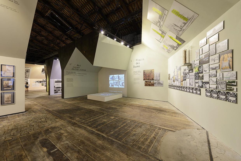 Pabellón de Italia. Imagen © Andrea Avezzù, Cortesía de la Biennale di Venezia