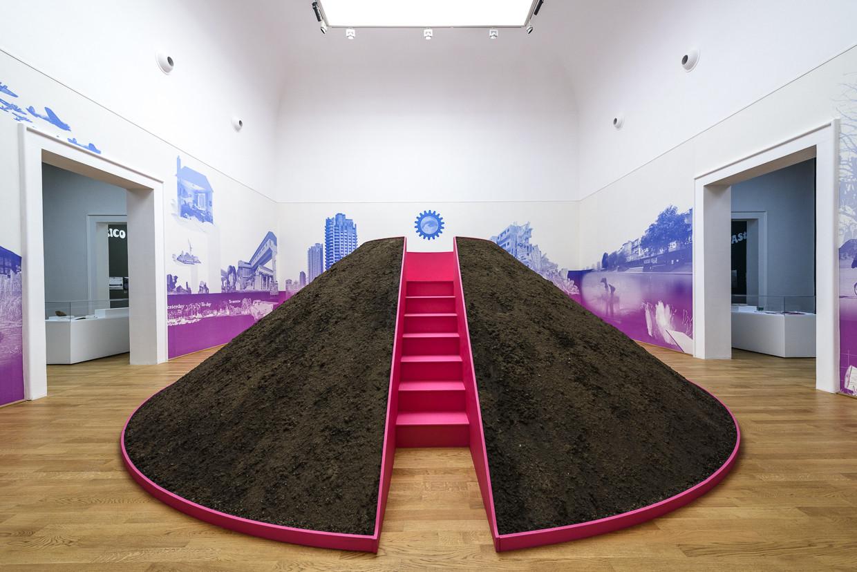 Pabellón de Gran Bretaña. Imagen © Andrea Avezzù, Cortesía de la Biennale di Venezia